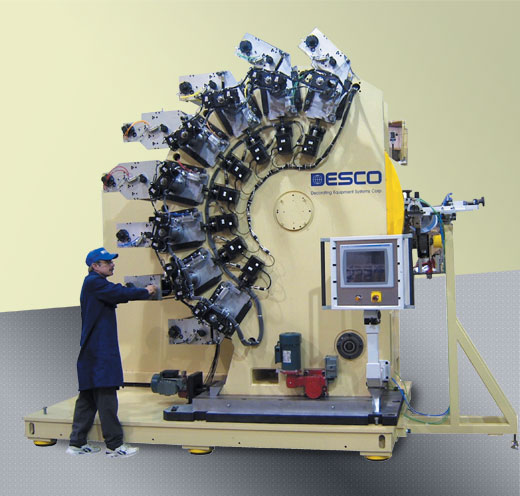 DHDP8 Pail Printer from Desco