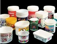 Pails & Buckets printed on Desco equipment